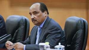 Presidente de Mauritania cancela partido porque se aburría