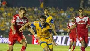 A qué hora juega Tigres vs Toluca en semifinal ida Liga MX