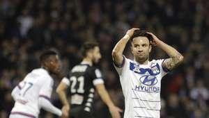 Lyon cae 2-0 ante Angers en liga francesa