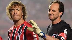 Lugano prefere Dunga a Tite e aprova Ceni como técnico do SP