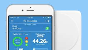 Aparelho portátil monitora a poluição do ar em tempo real