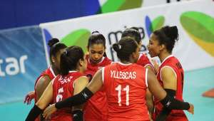 Preolímpico de voleibol: Perú derrotó 3-0 a Chile en debut