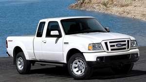 Ford retira camionetas Ranger por bolsas de aire defectuosas