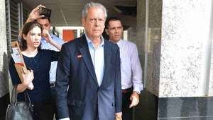 STF nega perdão da pena de Dirceu no processo do mensalão