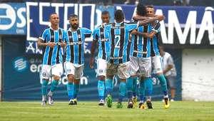 De virada, Grêmio derrota o Brasil de Pelotas em estreia