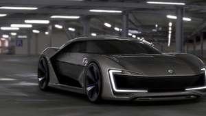 El GT Ge Sports Car de Volkswagen, una mirada al futuro