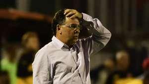 Após 2 jogos no ano, Estevam Soares deixa a Portuguesa