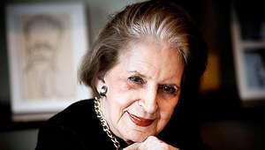 Lygia Fagundes Telles é indicada para o Nobel de Literatura
