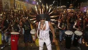 Brown comanda camarote Andante no Carnaval de Salvador