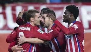 ¿A qué hora juega Atlético de Madrid vs Eibar?