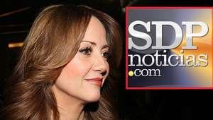 Pleito entre SDP Noticias y Andrea Legarreta
