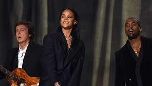 Rihanna: ¿qué podría hacer en el show del Grammy 2016?