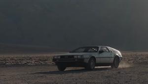 Aparece el primer comercial del nuevo DeLorean DMC-12