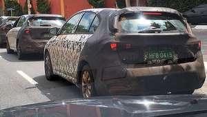 Fiat Tipo hatch, ainda inédito na Europa, roda no Brasil