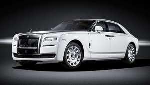 Rolls-Royce lança o Ghost do amor na China
