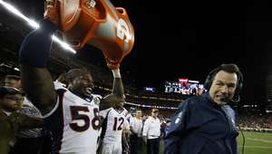 Von Miller, el jugador más valioso del Super Bowl