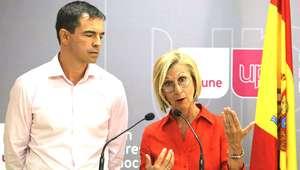 Díez y Herzog anuncian su baja de UPyD y piden su disolución