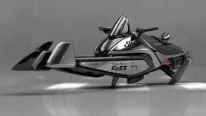 El Speeder Concept D, el futuro de las
