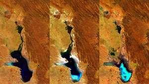 Para asustarse: desaparece el 2do lago más grande de Bolivia