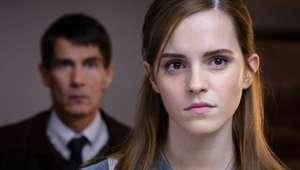 Filtran polémica escena erótica de Emma Watson desnuda