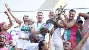 Mangueira é a grande campeã do Carnaval do Rio