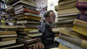 Librería en Sudáfrica presenta un tesoro bibliográfico
