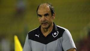 Ricardo Gomes é direto: 'O Botafogo melhorou no segundo ...