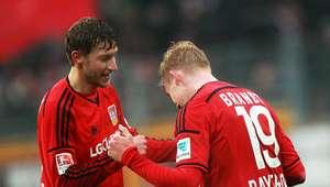 Leverkusen consigue victoria ante el Darmstadt sin ...