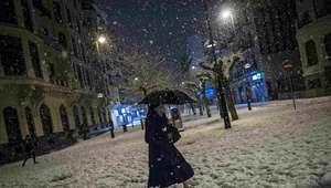 Frío invernal, nieve y heladas a partir de este domingo