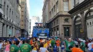 Riotur estima 400 mil pessoas no desfile do Monobloco