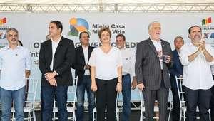 Dilma: um mosquito não pode derrotar 204 milhões de pessoas