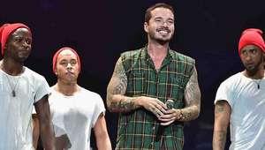 J Balvin: 'yo sé que a Dios le gusta el reggaetón'