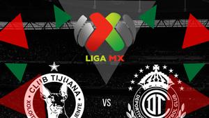 ¿A qué hora juega Tijuana vs Toluca? Clausura 2016
