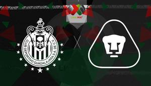¿A qué hora juega Chivas vs Pumas? Clausura 2016
