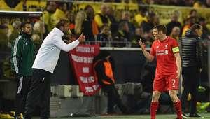 Europa League: Liverpool sorprende al Dortmund y saca empate