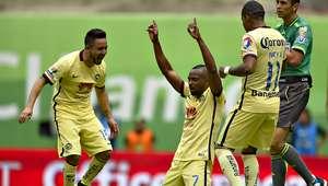 Fiesta de goles en el Azteca; América firme a la Liguilla