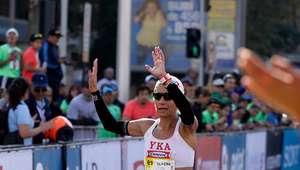 Erika Olivera confirma su participación en Río 2016
