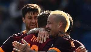 Napoli perde da Roma, e Juventus garante o penta italiano