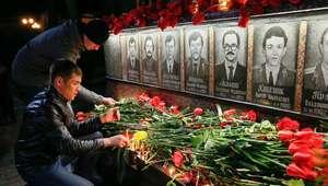 Ucrânia recorda 30 anos do acidente nuclear de Chernobyl