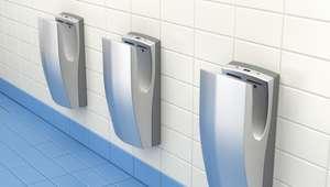 Los secadores de mano son más sucios de lo que creías