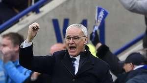 Ranieri ganhará R$ 25,3 milhões se Leicester for campeão