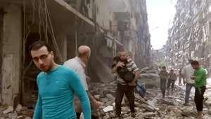 AP EXPLICA: ¿Por qué la guerra en Siria se agravó en Alepo?