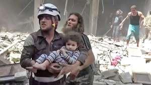 Siria: Ataques aéreos en Alepo y calma en otras regiones