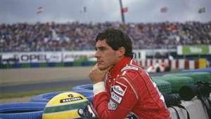 22 años de la muerte de Ayrton Senna