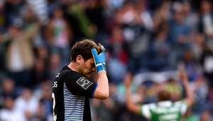Iker Casillas protagoniza una nueva 'cantada' con el Oporto