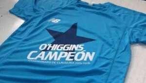 ¿O'Higgins no fue campeón por la vuelta de la