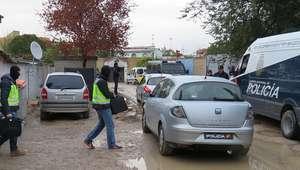 Cuatro detenidos en Madrid por captación de yihadistas
