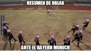 Los mejores memes del Bayern Múnich - Atlético de Madrid