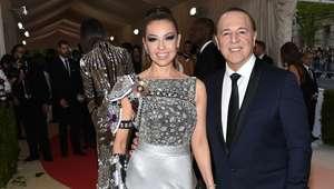 Thalía: ¿la diva más extravagante de la Met Gala 2016?