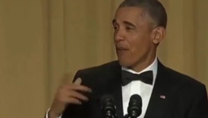 Obama se burla de Donald Trump (VIDEO)